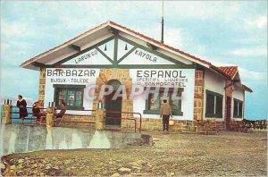 Postcard Modern Monte Larun Parador Espanol
