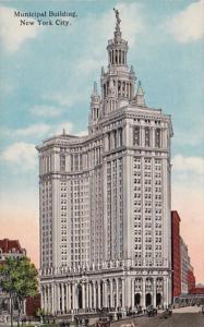 New York City Municipal Building