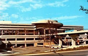 Florida Tampa Main Terminal Tampa International Airport 1977