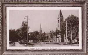 English & RC Churches , MARKDALE , Ontario , Canada , 00-10s