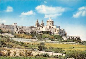 Malta Mdina General view Panorama