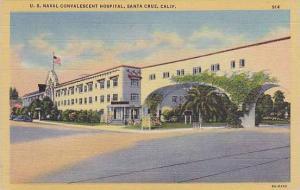 U.S. Naval Convalescent Hospital, Santa Cruz, California,  30-40s