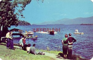Sun, fun & romance at HOLIDAY HOUSE AND COTTAGES, LAKE GEORGE, NY