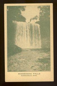Minneapolis, Minnesota/MN Postcard, Minnehaha Falls
