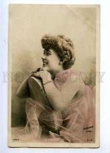 193433 D'ORLAC French BALLET DANCER Vintage photo REUTLINGER