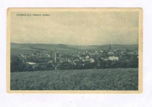 Domazlice. Celkovy pohled, Cech Republic , 1910s