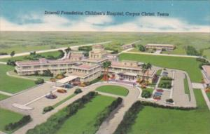 Texas Corpus Christi The Driscoll Foundation Children's Hospital