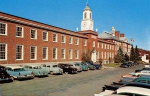 NY - Oneonta. Hartwick College Religion & Arts Bldg
