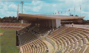 Inside Of Merdeka Stadium, KAULA LUMPUR, Malaya,  1940-1960s
