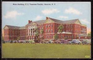 NY Batavia Veterans Hosipital Main Building
