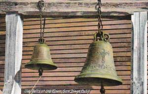 California San Diego Old Bells At Old Town