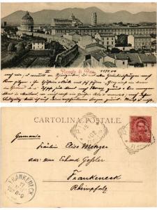 CPA Ricordo di PISA . ITALY (467421)