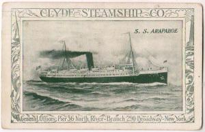 Clyde Steamship Co. SS Arapahoe