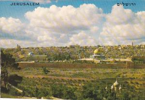 Israel Jerusalem General View