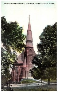 Connecticut  Jewett City , 2nd Congregational Church