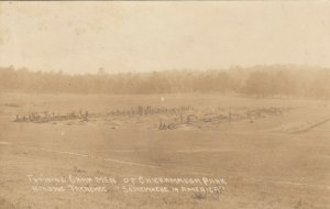 RP; CHICKAMAUGA PARK , Ga. , 00-10s ; Building Trenches
