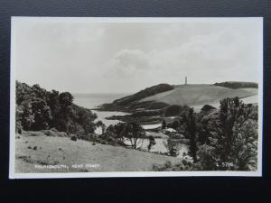 Cornwall FOWEY Polridmouth c1950's RP Postcard by Valentine L5796