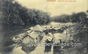 Pahang River Singapore Unused
