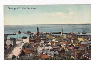 Sweden Helsingborg Utsikt fran Karnan