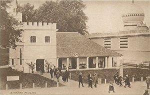 Postcard exhibitions British Empire Exhibition Sarawak pavilion 1924