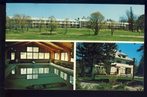 North Conway, New Hampshire/NH Postcard, Red Jacket Mountain View Motor Inn