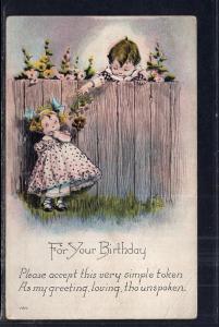 Birthday Boy Girl BIN