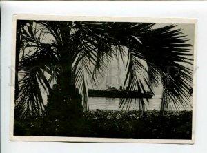 3158932 Caucasus Abkhazia GAGRA Gagry MS GRUZIA Georgia ship