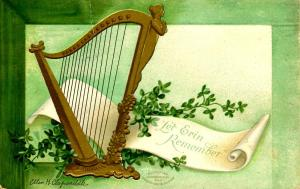 Greeting - St. Patrick's Day    Artist Signed: Clapsaddle