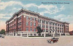 Illinois Chicago Wendell Phillips High School