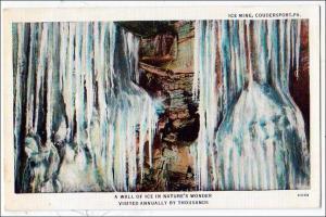 Ice Mine, Coudersport PA
