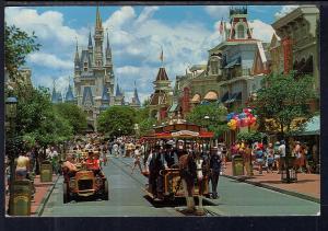 Main Street USA,Walt Disney World BIN