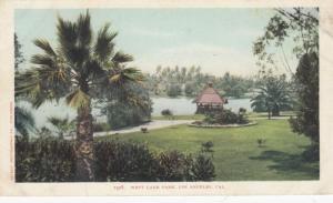 LOS ANGELES, California, 1901-07; West Lake Park