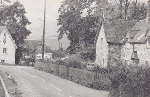 Main Road Acharn Fife Postcard