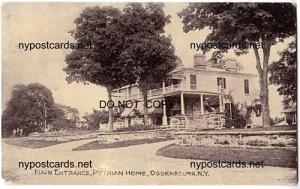 Pythian Home, Ogdensburg NY