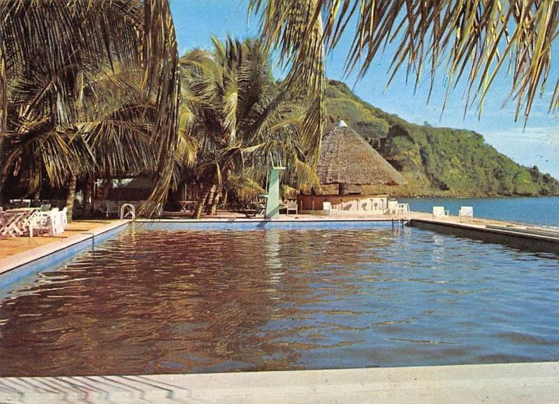 Madagascar Nossi-Be Le Palm Beach Swimming Pool