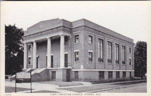 Alabama Athens First Christian Church sk2838