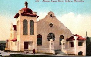 Washington Spokane Christian Science Church