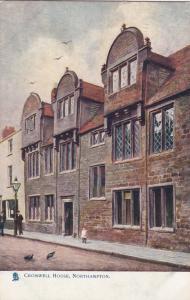 NORTHAMPTON, England, 00-10s; Cromwell House ; TUCK 1475