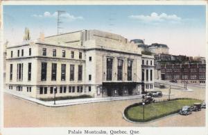 Palais Montcalm, Quebec, Canada, PU-1962