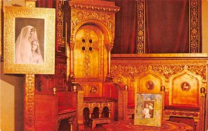 Throne and Throne room furniture from Roumanian Royal Republic of Hungary Unu...