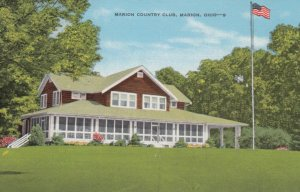 MARION, Ohio, 1930-40s; Marion Country Club