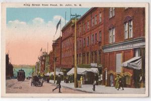 King St, Saint John NB