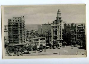 192189 Uruguay MONTOVIDEO Vintage photo postcard
