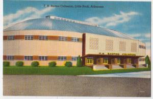 T.H.Barton Coliseum, Little Rock, AR