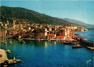 CPM CORSE- Bastia- Vue d'ensemble sur le vieux Port. (710904)