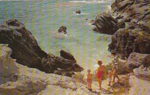 Beach View , BERMUDA , PU-1968
