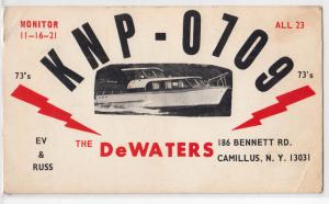 KNP-0709, The Dewaters, Camillus NY