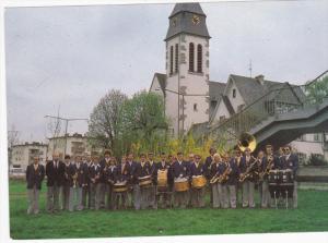 FRANKFURT A. MAIN, Hasse, Germany, 1950-1970's; Garde Und Musikzug, Musikzug ...
