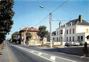 France Jarny Meurthe et Moselle, Place de l'Hotel de Ville Town Hall Cars