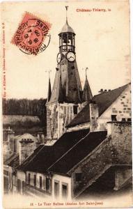 CPA CHATEAU-THIERRY La Tour Balhan (Ancien fort Saint-Jean) (202472)